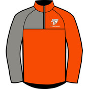 FHSAA Quarter Zip Jacket